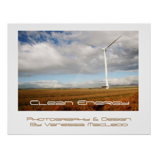 Clean Energy III Poster