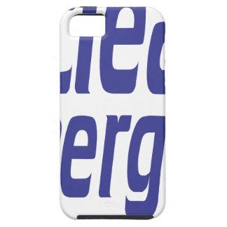Clean energy iPhone SE/5/5s case