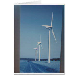 CLEAN Energy Wind, Solar n Nuclear Clean GIFTs Card