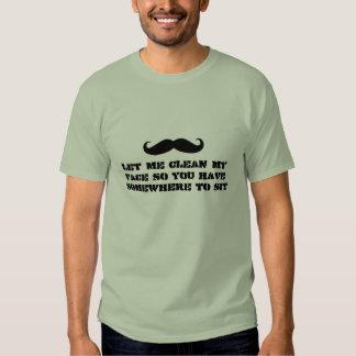 Clean Face T-Shirt