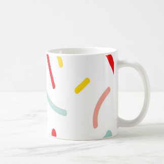 Clean graphic business sets coffee mug