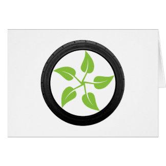 Clean Green Power Card