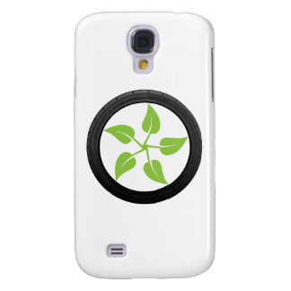 Clean Green Power Galaxy S4 Cover