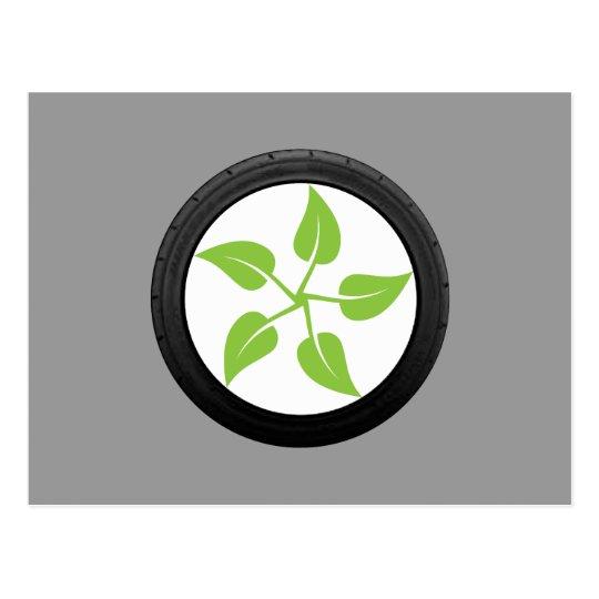 Clean Green Power Postcard
