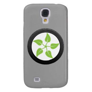 Clean Green Power Samsung S4 Case