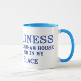 Clean Happy Place Mug