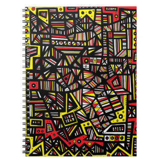 Clean Hard-Working Broad-Minded Wholesome Notebook