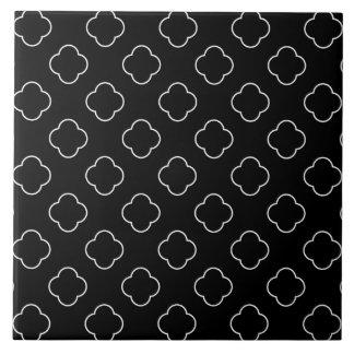 Clean Harmonious Humorous Fair Large Square Tile