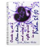 Clean Heart Notebook