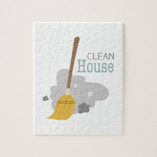 Clean House Jigsaw Puzzle