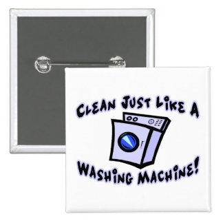 Clean Just Like A Washing Machine Pins