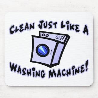 Clean Like A Washing Machine Mouse Pad