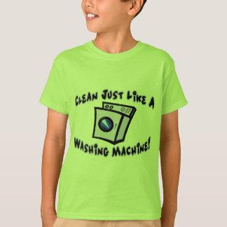 Clean Like A Washing Machine T-Shirt