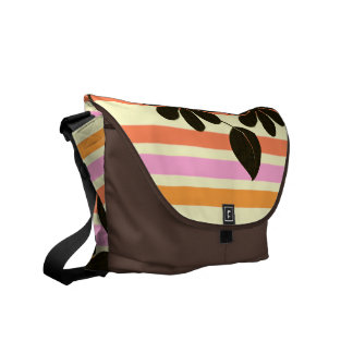 Clean Lines Messenger Bag