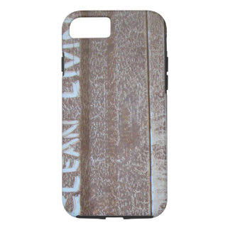 Clean Livin' 'Tailgate Talk' iPhone 7 Case