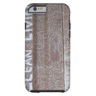 Clean Livin' 'Tailgate Talk' Tough iPhone 6 Case