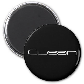 Clean Fridge Magnets