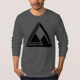 Clean N Simple Tri Logo T-Shirt