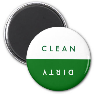 Clean or Dirty Dishwashing Magnet