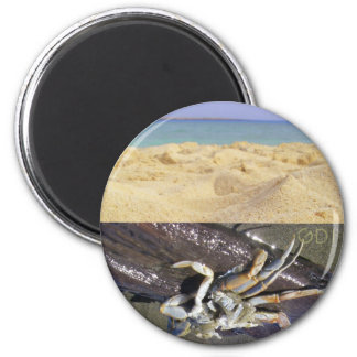 Clean or Dirty? GDI! 2 Inch Round Magnet