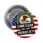 Clean Pat Act - Button