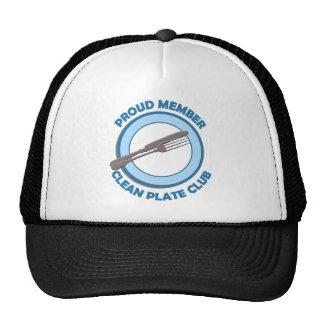 Clean Plate Club Proud Member Trucker Hat