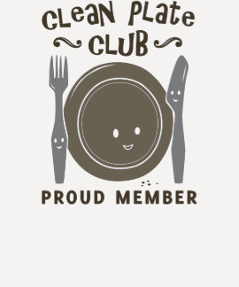 Clean Plate Club Shirt