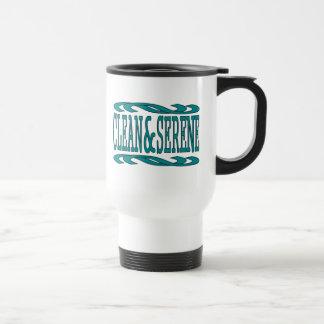 Clean & Serene Travel Mug