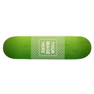 Clean Skate Deck