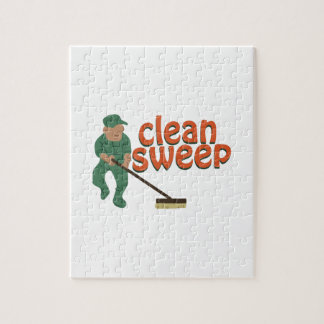 Clean Sweep Puzzle