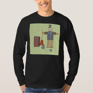 Clean Sweep Tee Shirts