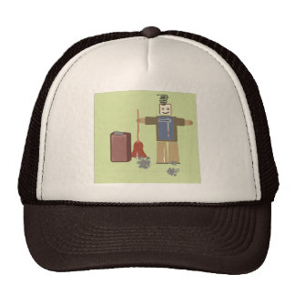 Clean Sweep Trucker Hat