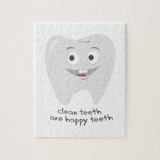Clean Teeth Puzzle