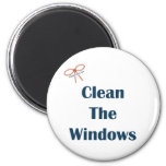 Clean The Windows Reminders Magnet