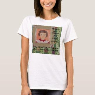 Clean Undies! Mommy Said Series T T-Shirt