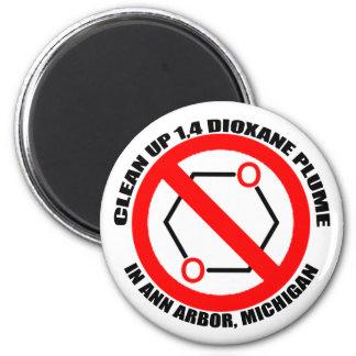 Clean up 1,4 Dioxane in Ann Arbor Magnet