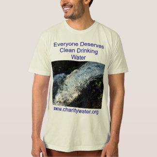 Clean Water mens shirt