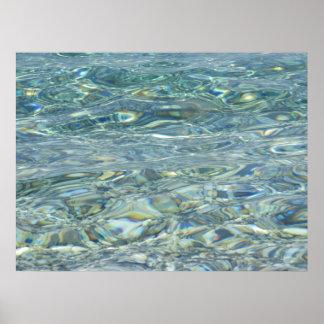 Clean Water Print