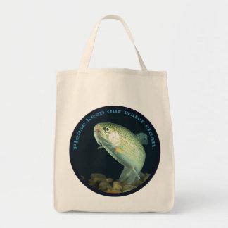 Clean Water Tote Bag