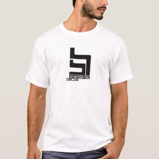Clean white Space White T-Shirt