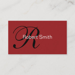 Sophisticated business cards templates zazzle clean yet sophisticated business card colourmoves