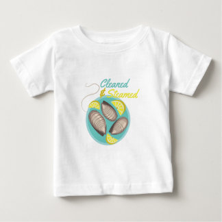 Cleaned & Steamed Tshirts