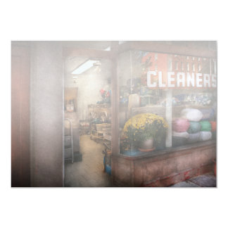 Cleaner - NY - Chelsea - The cleaners Card