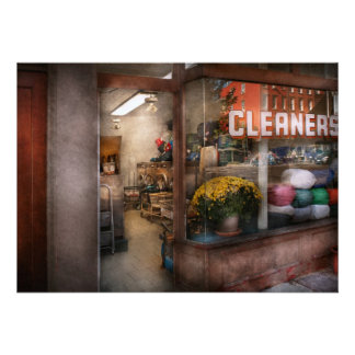 Cleaner - NY - Chelsea - The cleaners Invitations