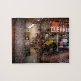 Cleaner - NY - Chelsea - The cleaners Jigsaw Puzzle