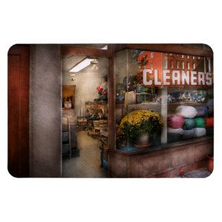 Cleaner - NY - Chelsea - The cleaners Magnet