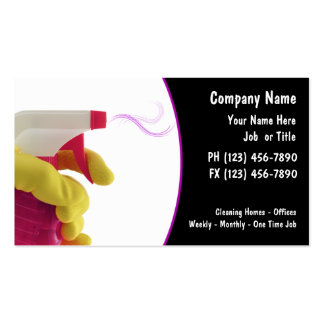 Cleaning business cards for House cleaning business cards templates