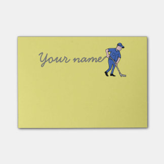 Cleaning Business personalised Post-it® Notes
