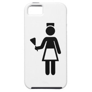 Cleaning housekeeping iPhone SE/5/5s case