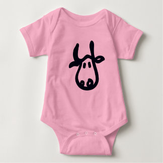 CLEANING ROD BABY BODYSUIT